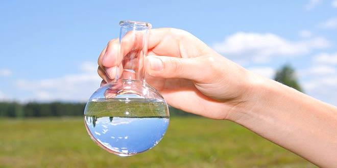 Analyses d'eau pour Verberie