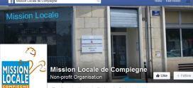 Mission locale Compiègne : les offres d'emploi sur Facebook
