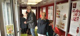 Le BD-Bus : la bande dessinée à l'honneur à Verberie