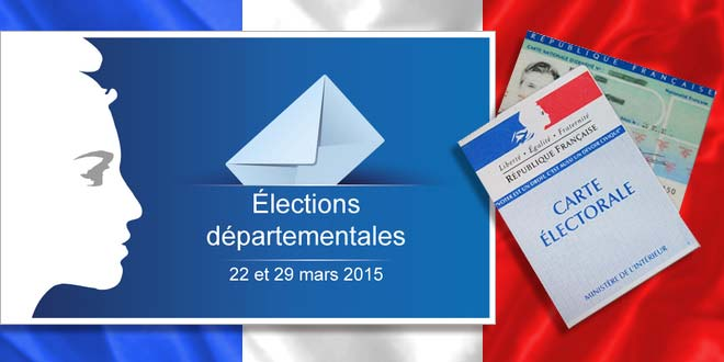 Élections départementales 2015