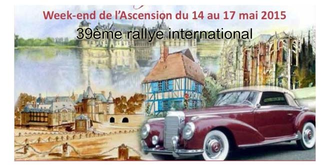Rallye des voitures anciennes