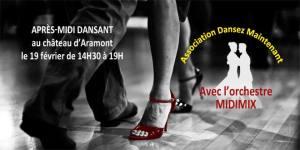 Après-midi dansant @ Château d'Aramont   Verberie   Hauts-de-France   France