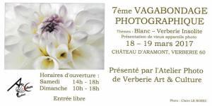 7ème vagabondage photographique @ Salle des expositions | Château d'Aramont | Verberie | Hauts-de-France | France