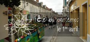 Fête du printemps @ Verberie | Verberie | Hauts-de-France | France