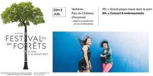 Festival des forêts @ Parc du château d'Aramont | Verberie | Hauts-de-France | France