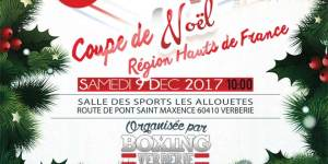 Boxing Club : coupe de Noël