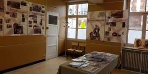 Expo 1914-1918 à la bibliothèque @ Bibliothèque de Verberie | Verberie | Hauts-de-France | France