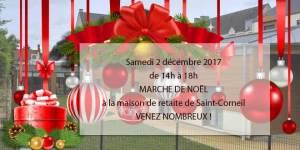 Marché de Noël @ Maison de retraite St Corneil | Verberie | Hauts-de-France | France