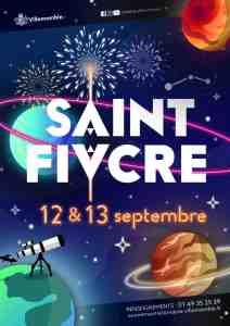 SAINT FIACRE 2020 @ Château Seigneurial et avenue Detouche