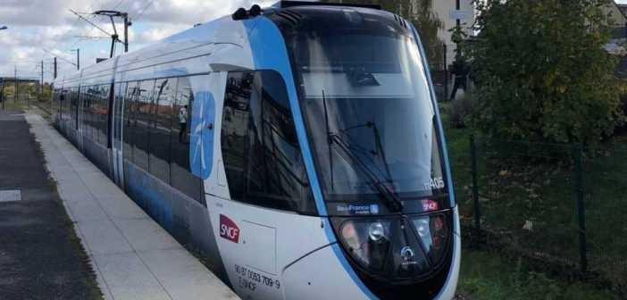 T4 : remplacement des rails entre Bondy et Aulnay-sous-Bois