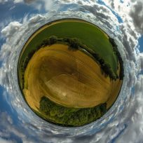 Patrick NGuyen - série mini planète - le Ru de Gally