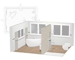 Programme De Conception De Salle De Bains 3d Concevoir En Ligne Sa Propre Salle De Bains De Reve Villeroy Boch