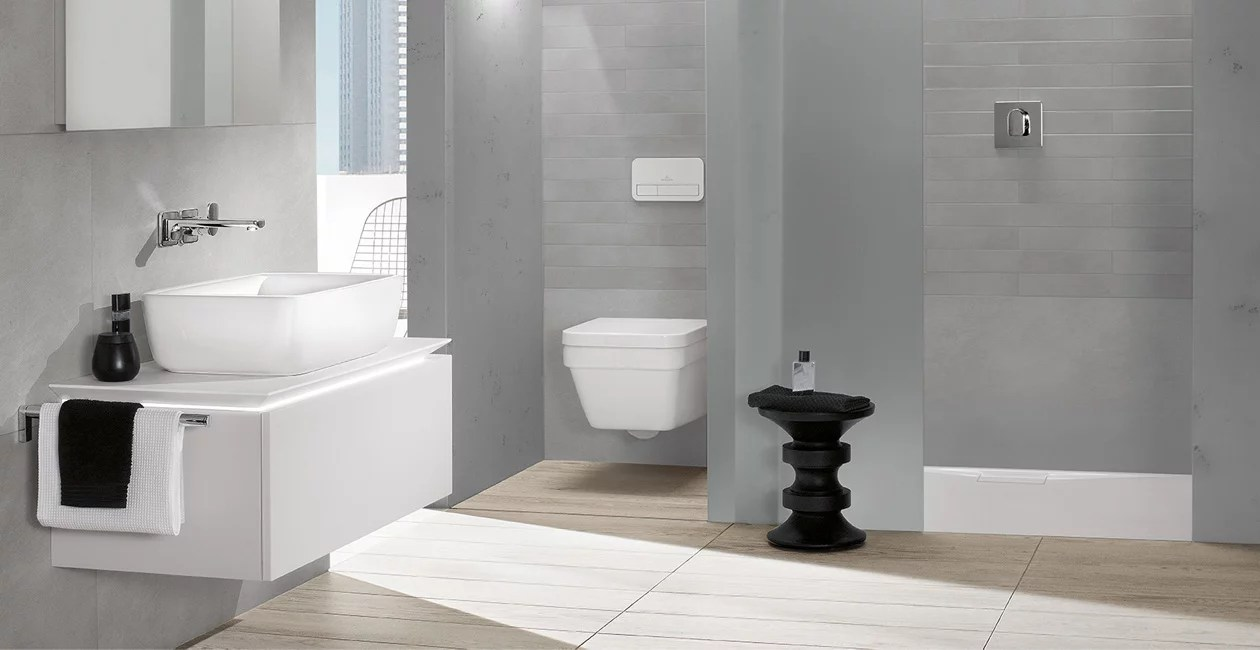 Levanto Collection By Villeroy Amp Boch Modern Comfort