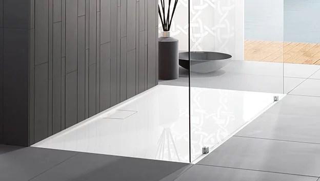 Architectura MetalRim Ultraflaches Dusch Design