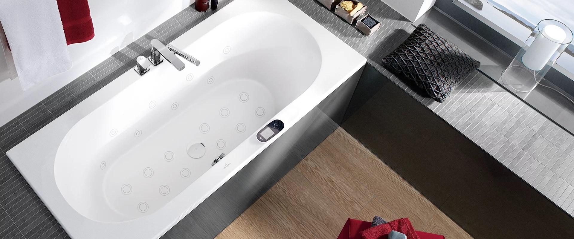 Whirlpoolsystemen Voor Badkuipen