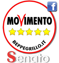 Senato 5 Stelle su Facebook