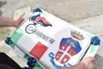 Inaugurazione della caserma dei Carabinieri, grande festa a San Marcellino(Caserta) - Foto e Video