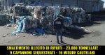 Rifiuti e capannoni dati alle fiamme, Carabinieri e Antimafia continuano a svelarne i meccanismi
