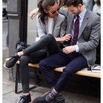 H tempos a moda vem encurtando a distncia entre masculinohellip