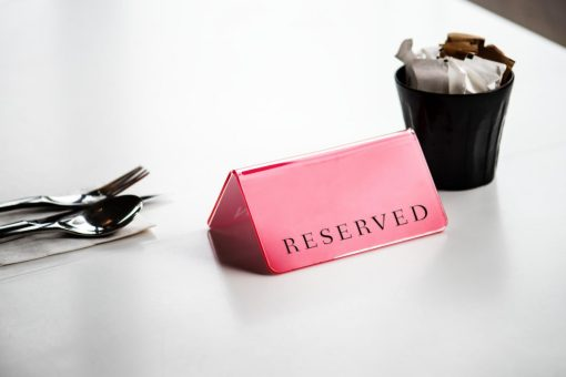 Reserved table note