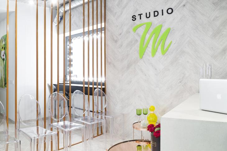 Studio M salon in Vilnius