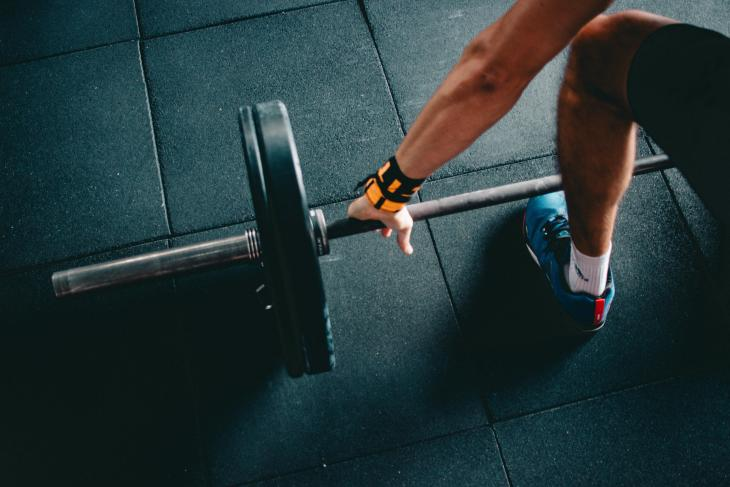 where to lift weights in Vilnius