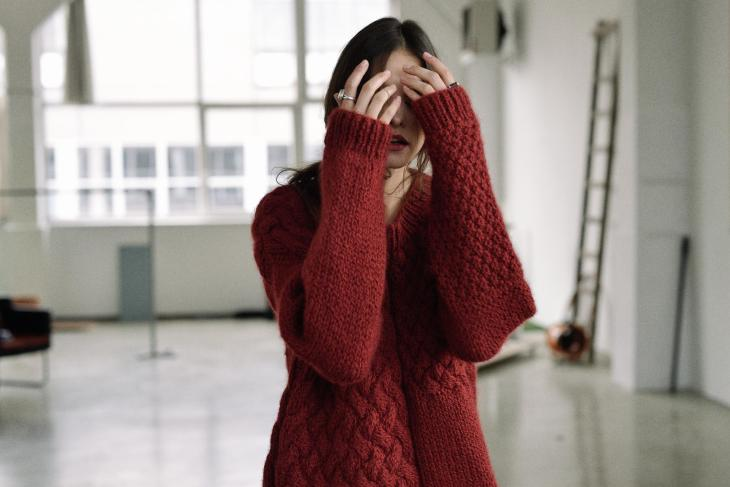 the knotty ones cardigan