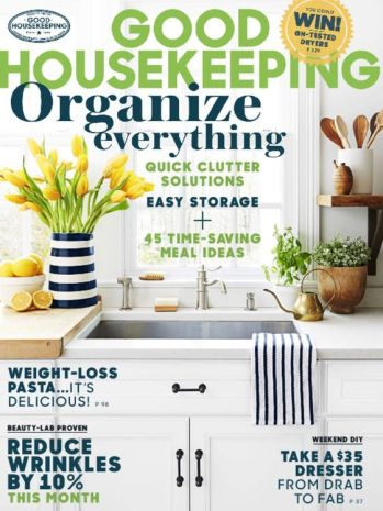 Free Good House Keeping Magazine