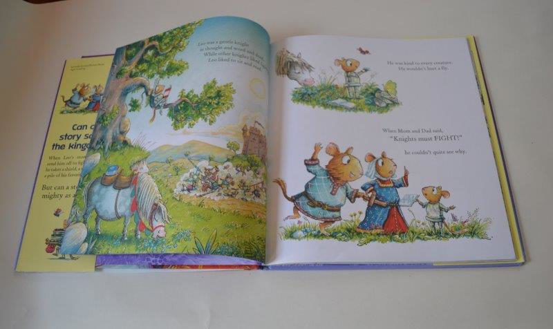 The Story Book knight Bedtime Story