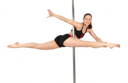 there are extensive benefits of pole dancing