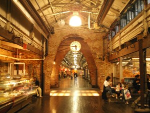 chelsea market will please the nyc foodie