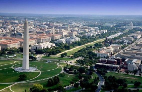 The-National-Mall-in-downtown-Washington-DC