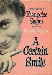 Francoise Sagan's A Certain Smile is one of our favorite autumn reads