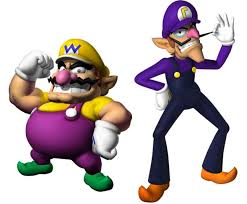 Wario - Portmanteau of warui and Mario