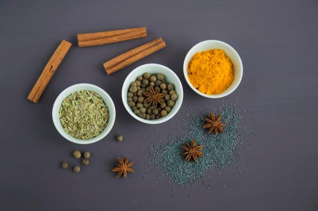 Natural alternatives to turmeric