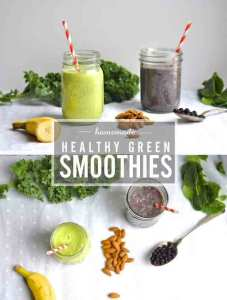 Why you should include green smoothies to your diet?