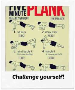 Planking: 4 Reasons Why It Can Help You Get Flatter Stomach