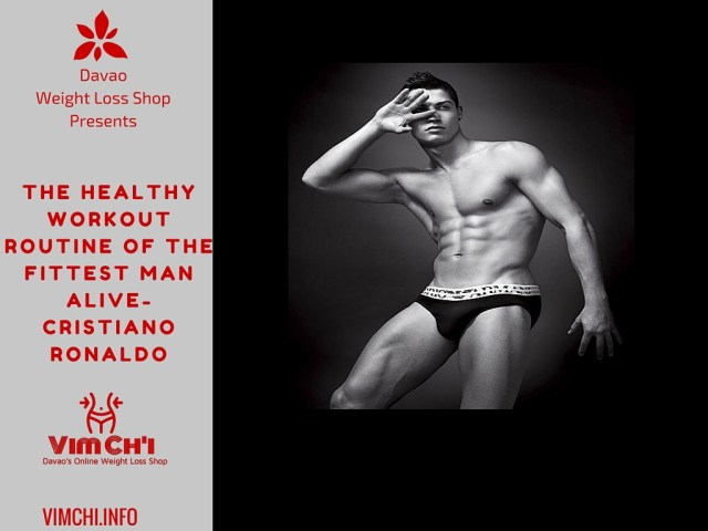 Cristiano Ronaldo Healthy Eating Strategies, Healthy Workout