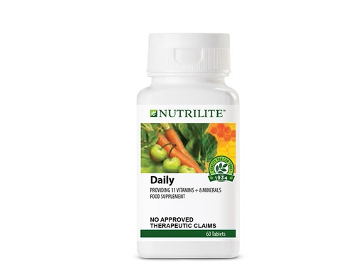 Prevent Vitamin Deficiency with Nutrilite Daily
