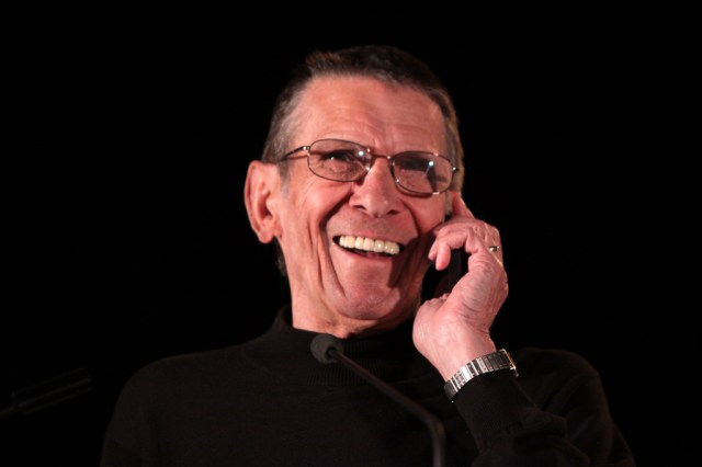 Leonard Nimoy and His Obstructive Lung Disease
