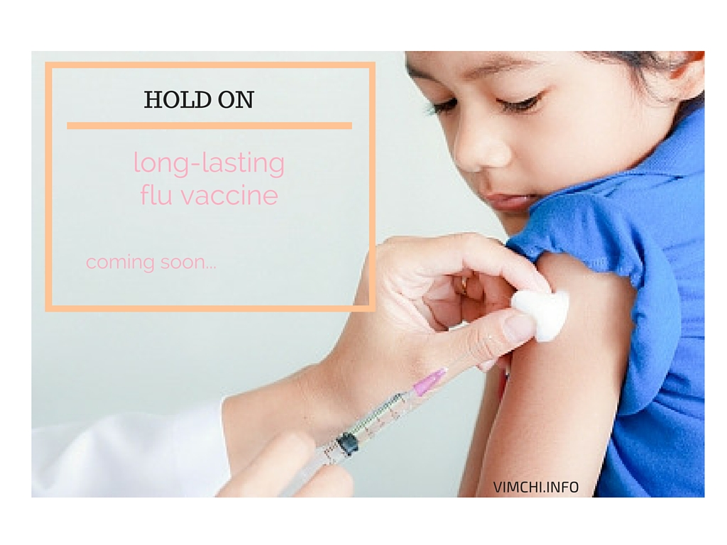 Long-Lasting Flu Vaccine Will Soon be Available