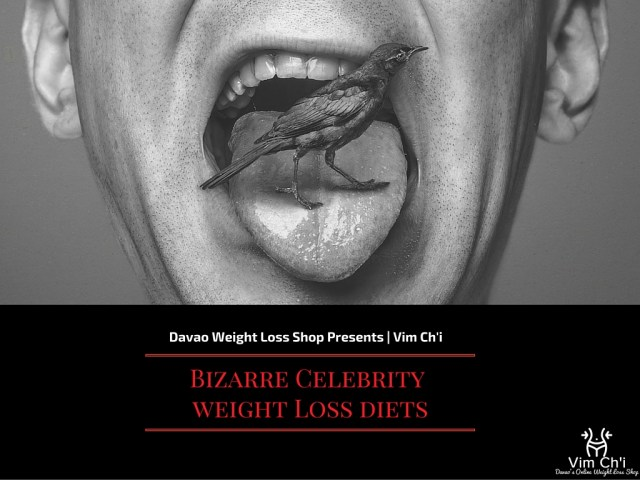 Strange Celebrity Weight Loss Diets – Including Mariah's Purple Diet