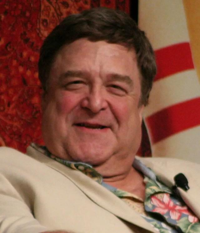 John Goodman Weight Loss Result