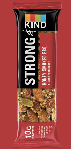 strong and kind protein bar