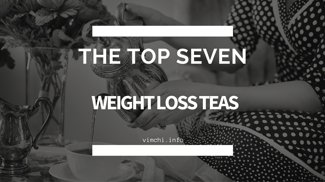 Drink These Teas for Healthy Weight Loss