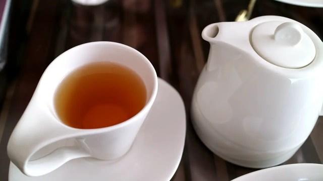 types of tea, oolong tea