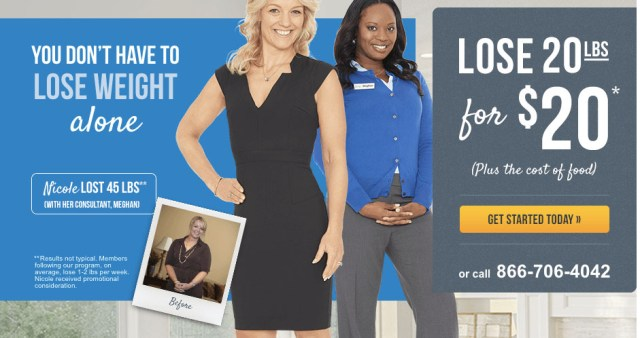 Jenny Craig - Weight Loss Programs That Really Work