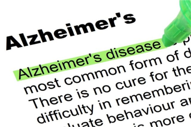 Alzheimer's disease definition