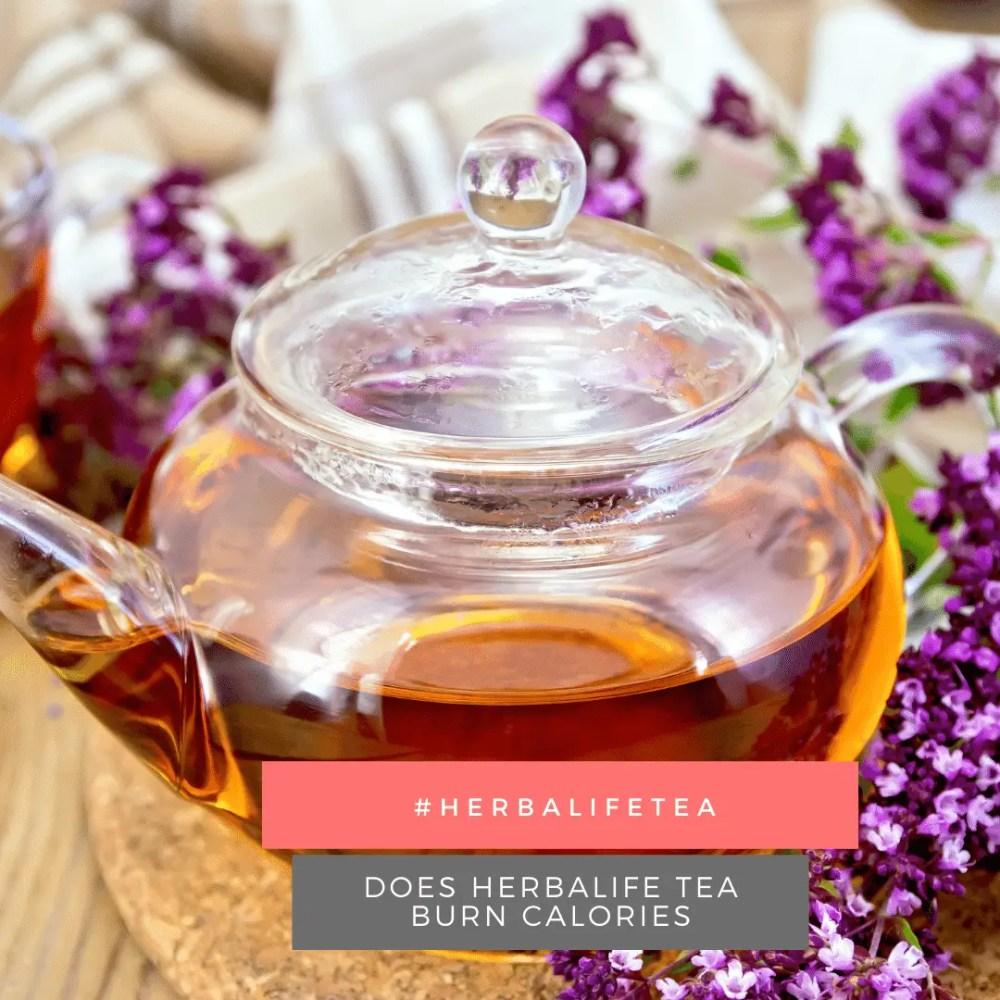 Does-Herbalife-Tea-Burn-Calories