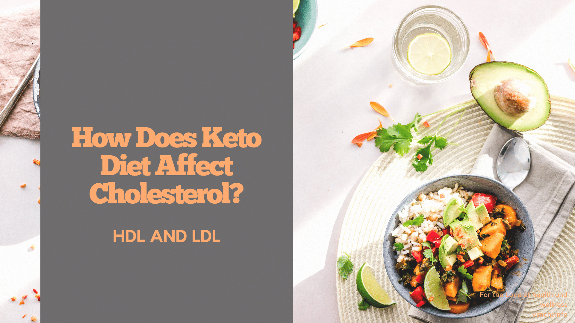 how does keto diet affect cholesterol